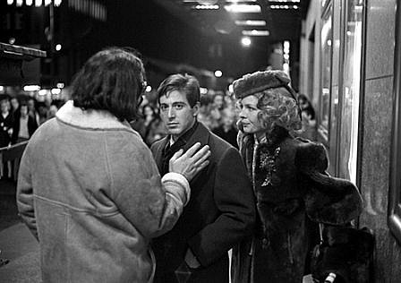 Harry Benson, Godfather - Coppola, Pacino, Keaton, Ed. 10/35 1971, archival pigment print