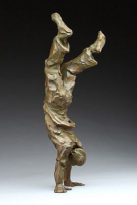 Jane DeDecker, From A Different Perspective, Ed.2/17 2007, bronze