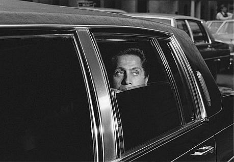 Harry Benson ,   Valentino in Limo, Edition of 35  ,  1984     photograph     HB120438