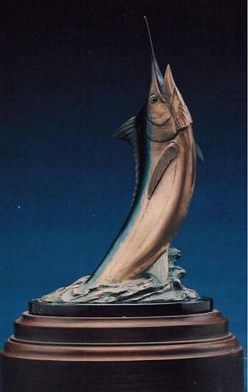 Kent Ullberg, Blue, Ed. 60/100 bronze
