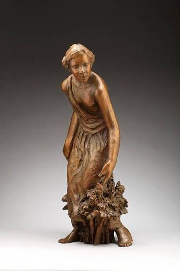 Jane DeDecker, Lupine, Ed. 17 2010, bronze