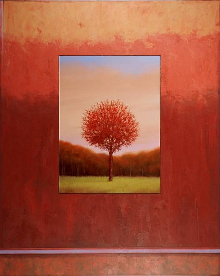 Scott Duce, Pharoah 2009, oil on canvas