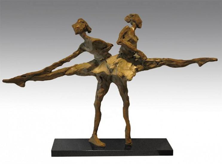 Jane DeDecker, Warm Up 2010, bronze
