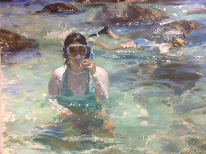 Paul Oxborough Gallery Paul Oxborough Snorkeling