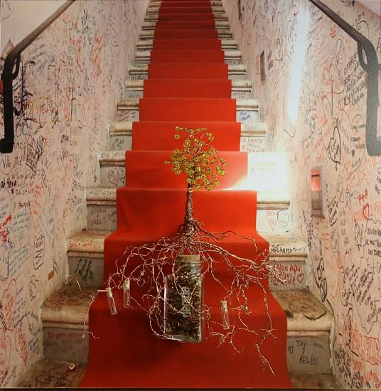 Debranne Cingari, Hidden Secrets 2014, mixed media