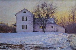 Peter Poskas Press: Peter Poskas: Painted Memories, January 30, 2015 - Jeffrey Carlson - Fine Art Connoisseur
