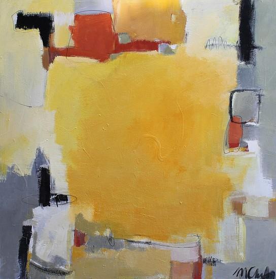 Maureen Chatfield, Domus Arura 2015, oil on canvas