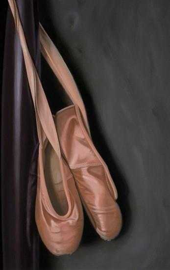 Elizabeth Weiss, Repose 2017, oil on linen