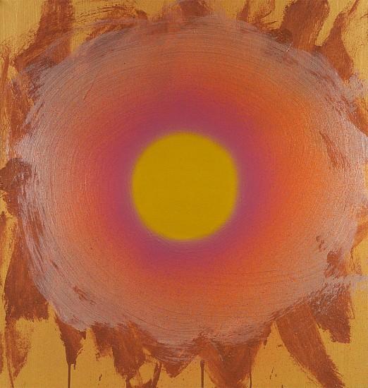 Dan Christensen, Autumn Park II 1997, acrylic on canvas