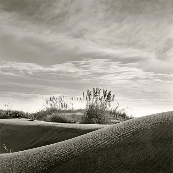 Michael Kahn, Atlantic Dunes silver gelatin photograph