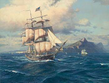 Maarten Platje: The Early History of the U S  Navy | Cavalier Galleries