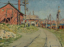 Past Exhibitions: American Impressionism [Greenwich, CT] Apr 25 - Jun  1, 2019