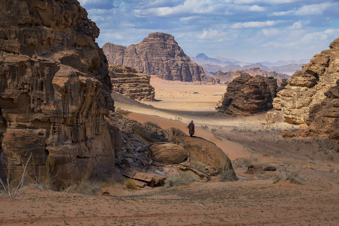Steve McCurry ,   Wadi Rum  ,  2019     FujiFlex Crystal Archive Print     Price/Size on request